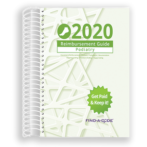 Podiatry Reimbursement Guide for 2020