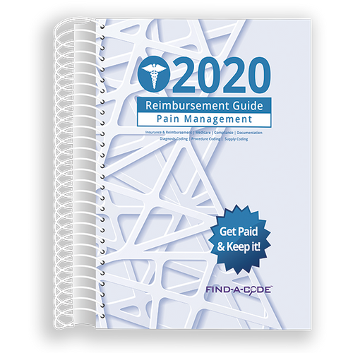 Pain Management Reimbursement Guide for 2020
