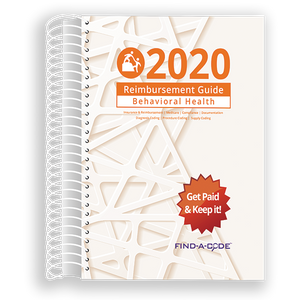 Behavioral Health Reimbursement Guide for 2020