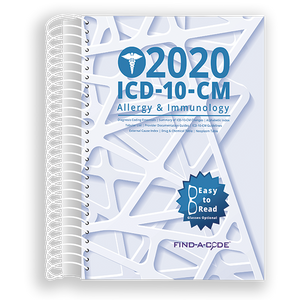 Allergy & Immunology ICD-10-CM Coding for 2020