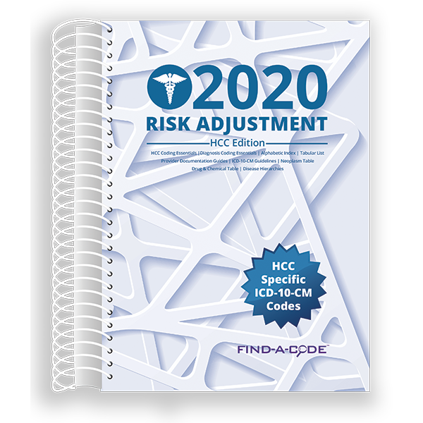 Risk Adjustment HCC Edition for 2020