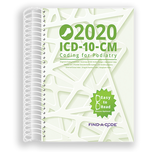 Podiatry ICD-10-CM Coding for 2020