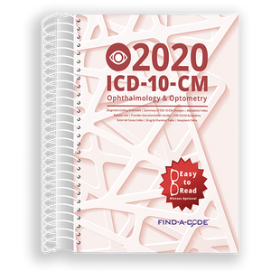 Ophthalmology & Optometry ICD-10-CM Coding for 2020