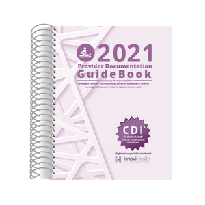 Provider Documentation GuideBook: Physical Therapy for 2021