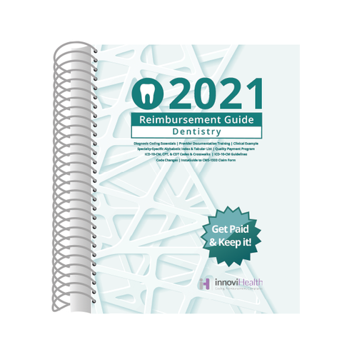 Dentistry Reimbursement Guide for 2021