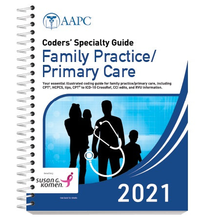 Coders Specialty Guide Family Practice/Primary Care