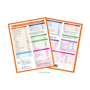 Behavioral Health ICD-10-CM Cheat Sheet for 2022