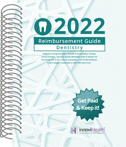 Dentistry Reimbursement Guide for 2022