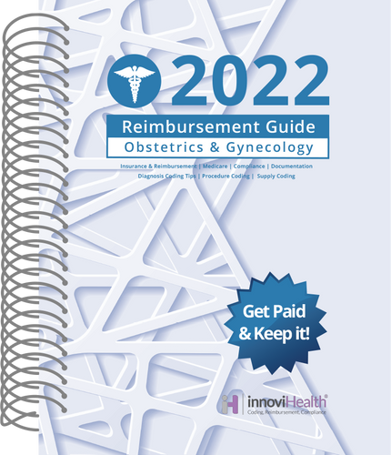 Obstetrics & Gynecology 2022 Reimbursement Guide for 2022