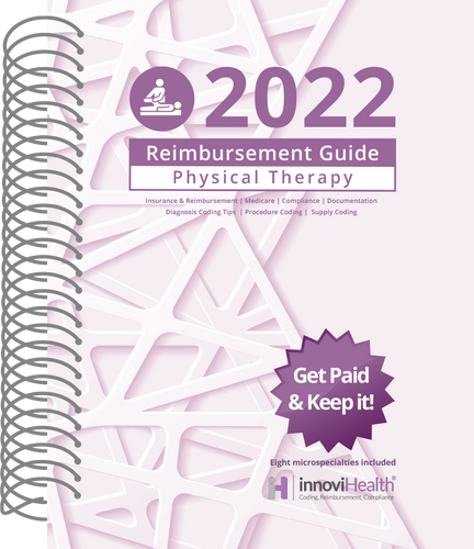 Physical Therapy Reimbursement Guide for 2022