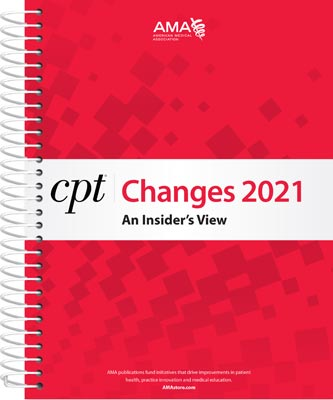 CPT Changes 2021: An Insider's View by AMA