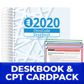 DeskBook & CPT Card Pack Bundle 2020