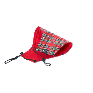 Cotton Cloth Face Mask - Christmas Tartan - Odell Design Studio
