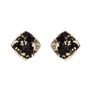 Gold Mini Diamond Earrings - Available in More Colors - Odell Design Studio