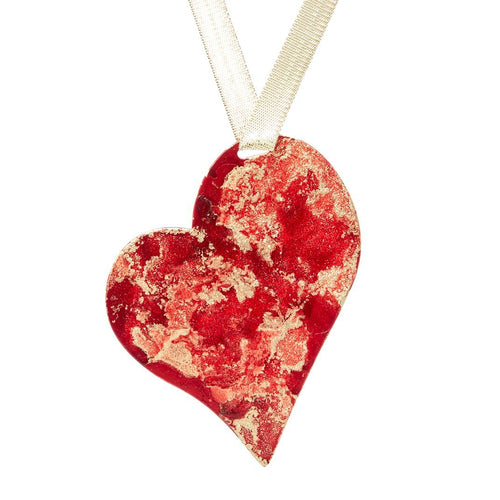 Love Heart Ornament - Odell Design Studio