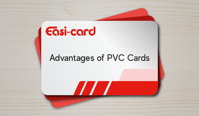 Advantages of PVC Cards