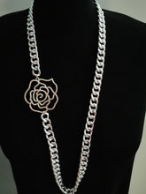 Load image into Gallery viewer, Camellia Cuban Miami necklace