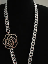 Load image into Gallery viewer, Camellia silver Chanel