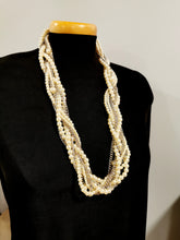 Load image into Gallery viewer, Choker wedding necklace