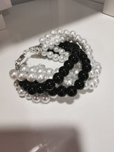 Load image into Gallery viewer, Bracelet chanky Pearls