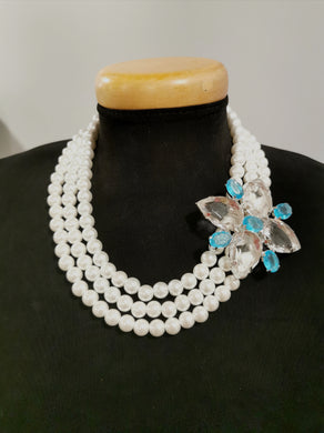 Wedding chanky Necklace