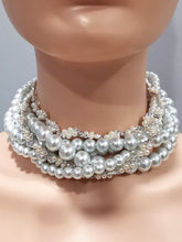 Load image into Gallery viewer, Wedding necklace