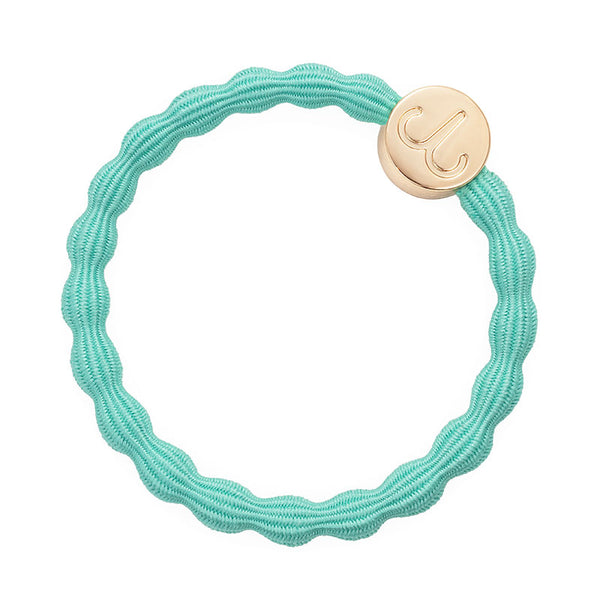 Mint Green Aries Bobble Band with Gold Charm