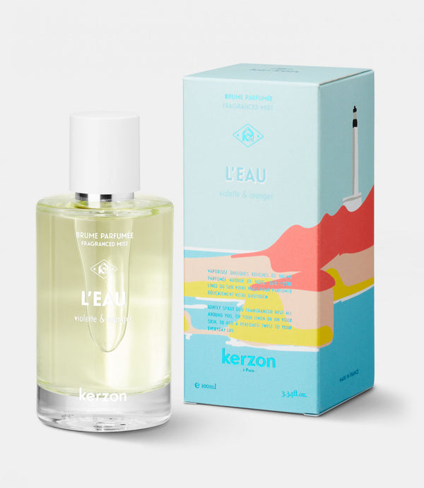 Kerzon Paris L'Eau Perfume Fragrance Spray 100ml