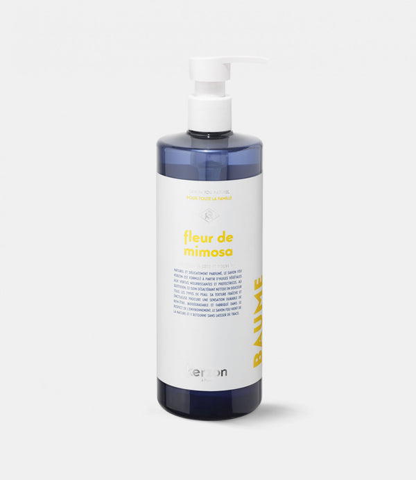 Kerzon Paris Liquid Hand & Body Soap Fleur de Mimosa