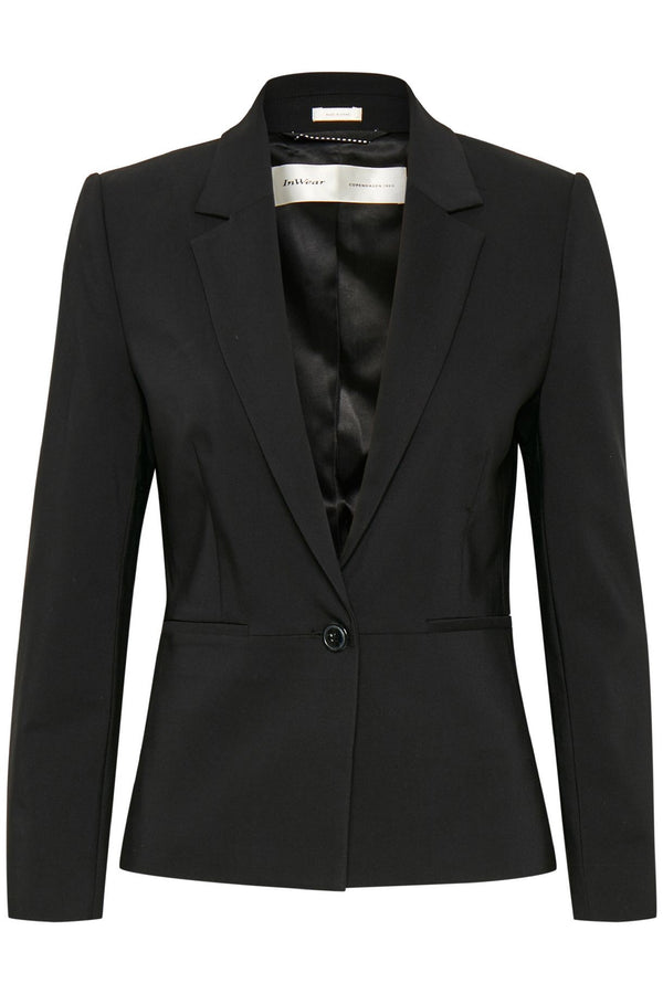 InWear Zella Blazer in Black