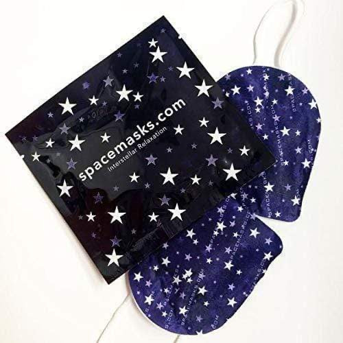 Spacemask Self-Heating Eye Mask (Single)