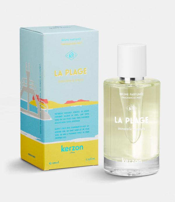 Kerzon Paris La Plage Perfume Fragrance Spray 100ml