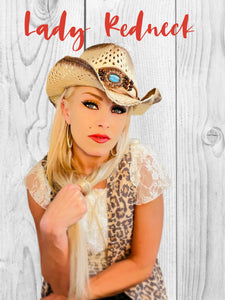 NEW Limited Edition Lady Redneck Poster!