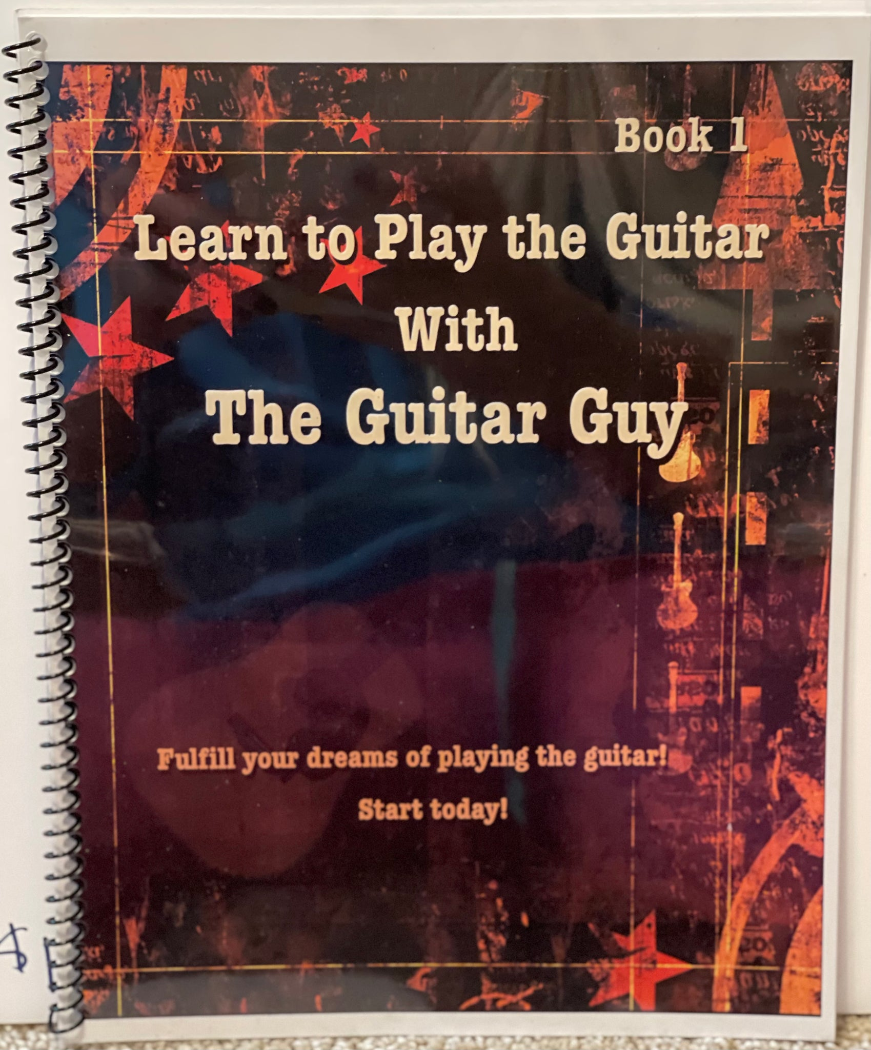 Learn To Play The Guitar With The Guitar Guy