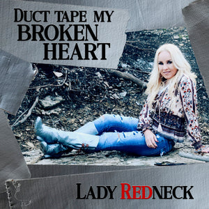 Duct Tape My Broken Heart CD