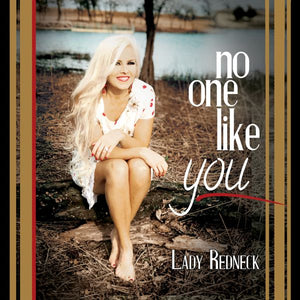"""No One Like You"" CD"