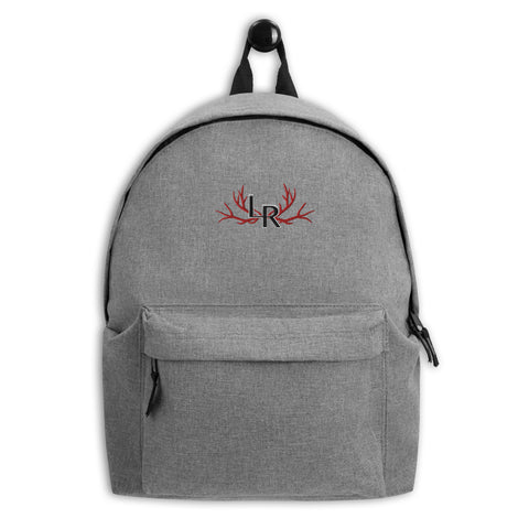 "Deluxe Embroidered Backpack ""Lady Redneck"""