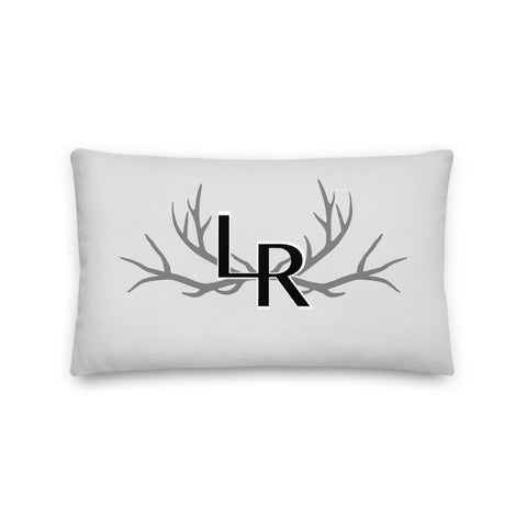 "Premium Pillow ""Lady Redneck"""