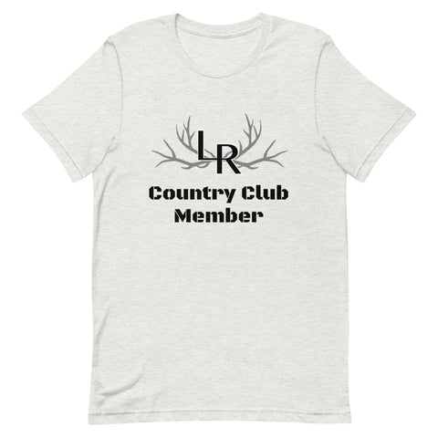 LR Country Club Member