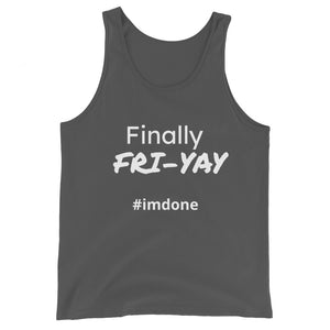 Finally FRI-YAY #imdone
