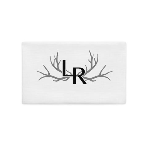 "Premium Pillow Case ""Lady Redneck"""