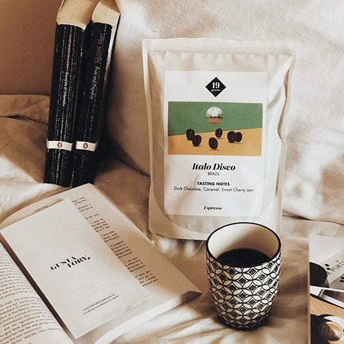 Daniela Lobo Approved 19 Grams Wholebeans Coffees