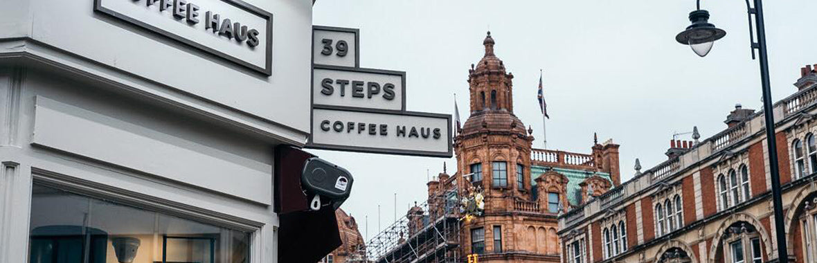 39 Steps Speciality Coffee Roasters