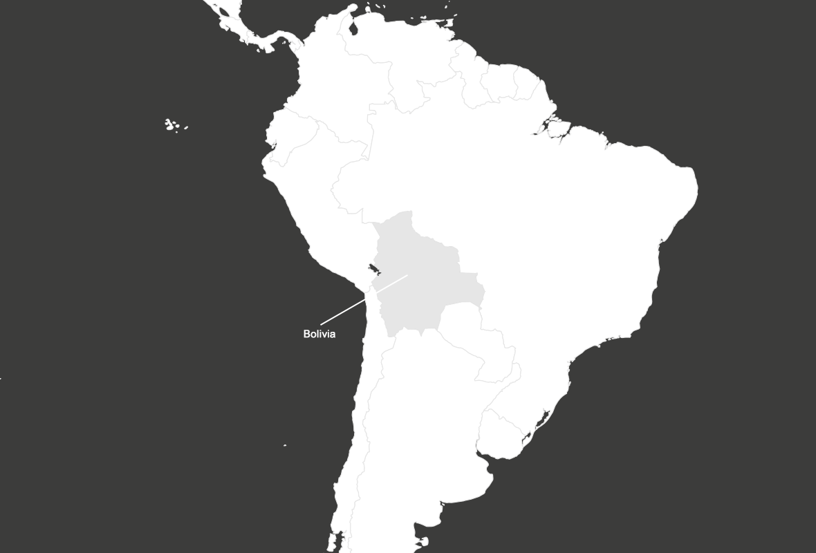 Bolivian Coffee Origins. A Quick Highlight Of The Country