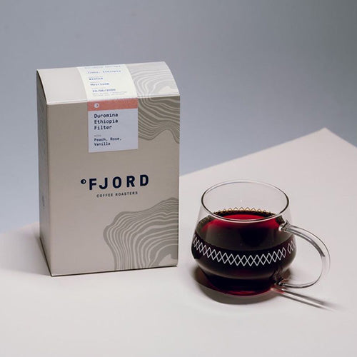 Fjord Duromina Wholebeans Coffee