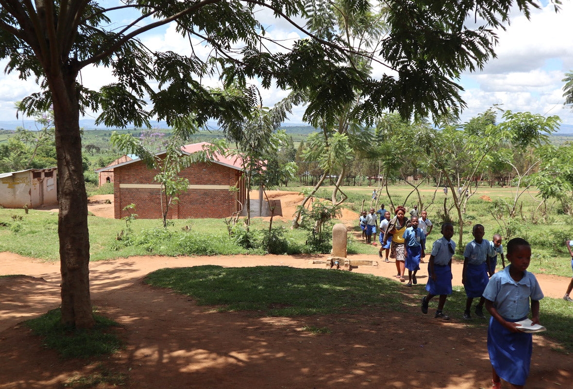 The School In Musenyi Of The Kemptown Project