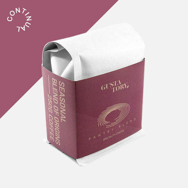 Subscribe To The Mainstay By GUSTATORY Blend Speciality Coffee Subscription