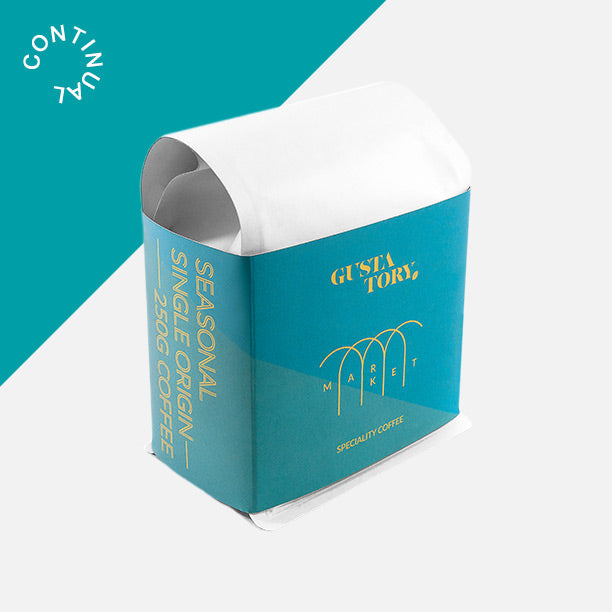 Subscribe To The Mainstay By GUSTATORY Single Origin Speciality Coffee Subscription