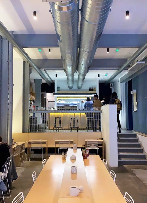 Mother Espresso As One Of Liverpools Hot Spots