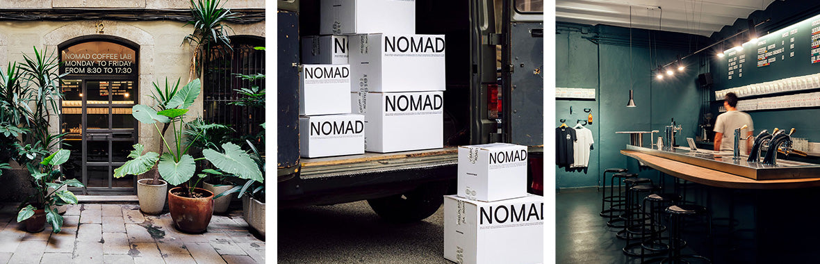 Nomad Speciality Coffee Roasters